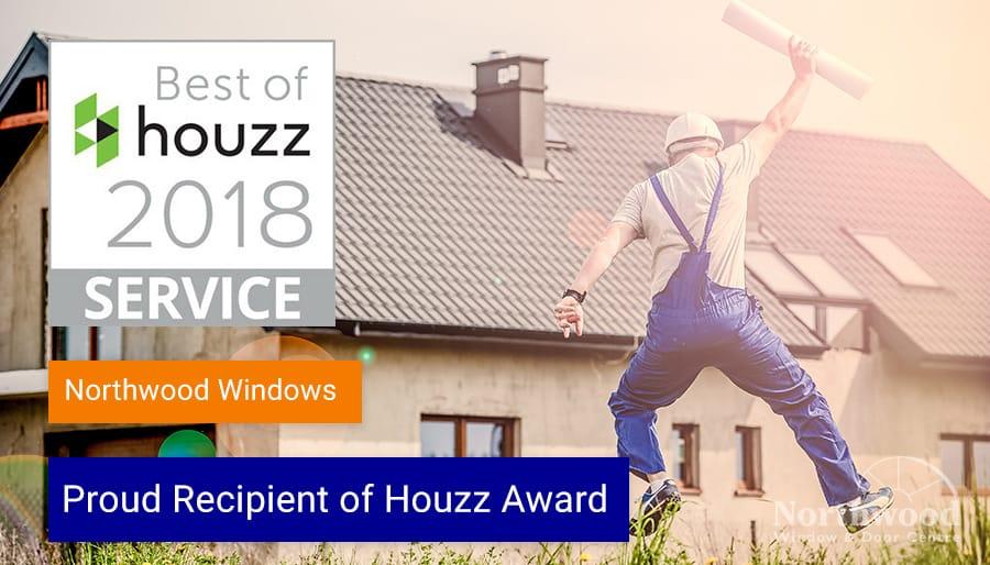 Northwood Windows: Proud Recipient of Houzz Award